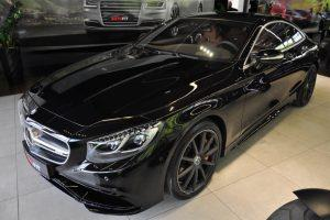 Mercedes S Coupe 65 AMG